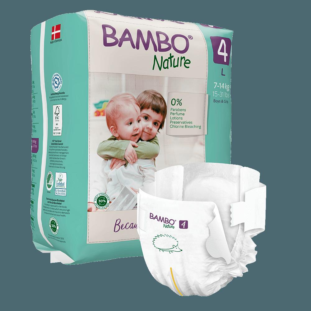 Bambo Nature, 4